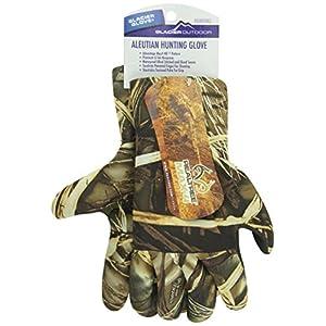 Glacier Glove Aleutian Full Fingered Neoprene Fleece Lined Glove