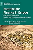 Sustainable Finance in Europe: Corporate Governance, Financial Stability and Financial Markets (EBI Studies in Banking and Capital Markets Law)