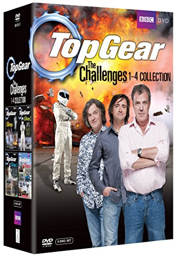 Top Gear - The Challenges 1-4 Collection [6 DVDs] [UK Import]