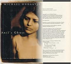 Anil's Ghost / Michael Ondaatje