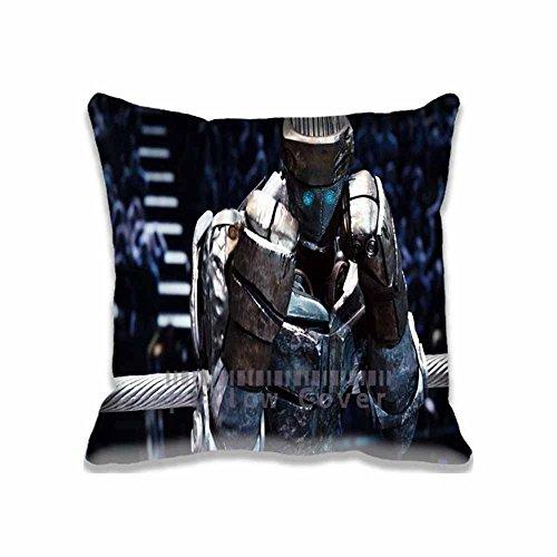 Generic Throw Cover Real Steel Atom Pillow case/Fundas para almohada Cushion Covers 20x20 Inch