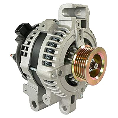 DB Electrical AND0338 Remanufactured Alternator Compatible With/Replacement For V6 2.8L 3.6L Cadillac Cts 2004-2007 VND0338 104210-3191 104210-4430 25751145 25756439 400-52164 VDN11401202-A 11044N
