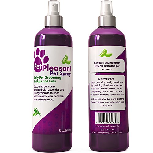 Honeydew Natural Pet Spray for Dogs