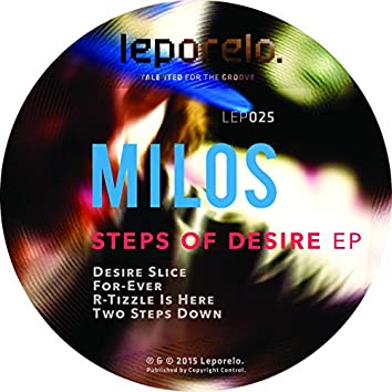 Steps Of Desire EP
