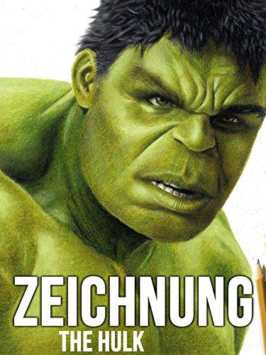 Clip: Zeichnung The Hulk