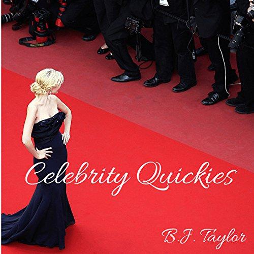 Celebrity Quickies audiobook cover art