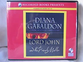 Lord John and the Private Matter by Diana Gabaldon Unabridged CD Audiobook (Lord John Series)
