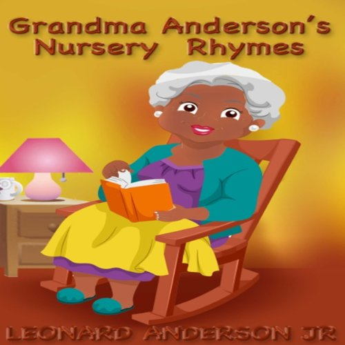 Grandma Anderson's Nursery Rhymes audiobook cover art