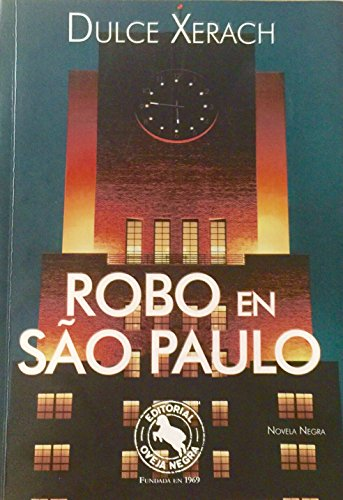 Robo en Sao Paulo (Inspectora María Anchieta)