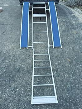 moto-heaven Revarc Sled Loading Ramp 1500Lb 90 X49.5  61-0625