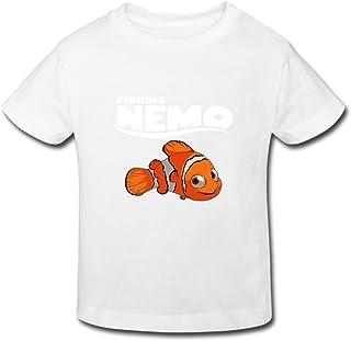 Yishuo Children Hair Life Leisure Running T Shirts Short Sleeve Red 3 Toddler