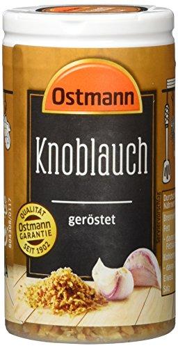 Ostmann Knoblauch geröstet, 4er Pack (4 x 40 g)