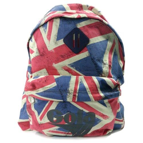 Rucksack Gola Harlow Vintage Union Jack 24L - ZCUB133RE0IT00