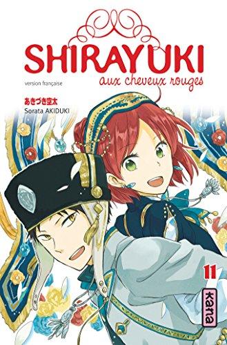 Shirayuki aux cheveux rouges - Tome 11