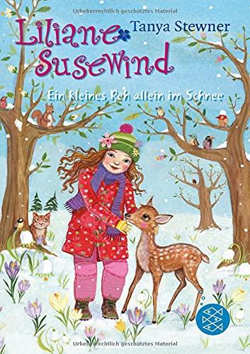 Liliane Susewind – Ein kleines Reh allein im Schnee (Liliane Susewind ab 8, Band 8)
