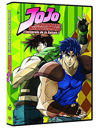 JoJo's Bizarre Adventure-Saison 1