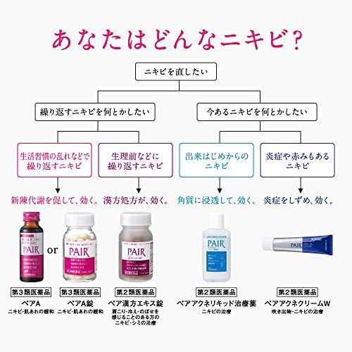 【第2類医薬品】ペアアクネクリームW24g※セルフメディケーション税制対象商品