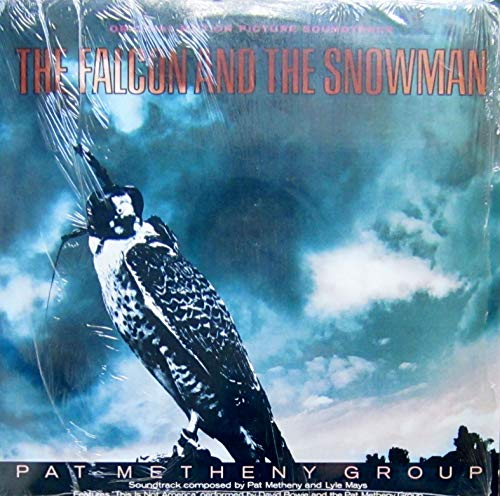 Falcon and the snowman (soundtrack) [Vinyl LP]