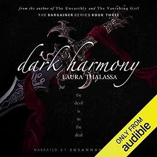 Page de couverture de Dark Harmony