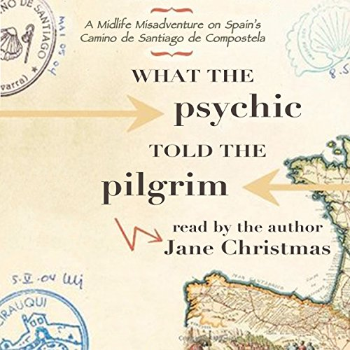 What the Psychic Told the Pilgrim audiobook cover art