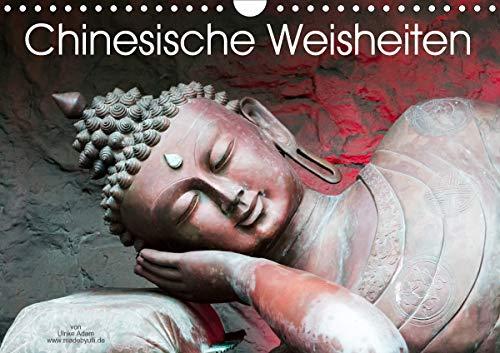 Chinesische Weisheiten (Wandkalender 2021 DIN A4 quer)