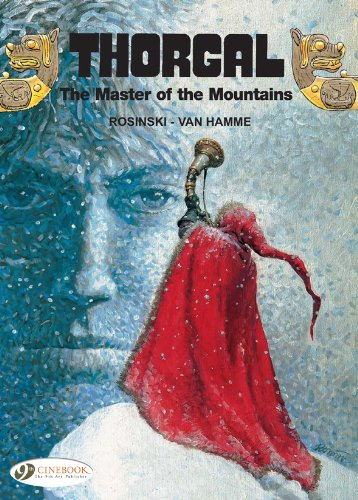 Thorgal - tome 7 The master of the mountains (07)