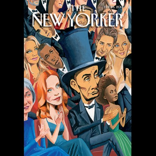 The New Yorker, February 25th 2013 (Nathan Heller, Lauren Collins, Paul Theroux) copertina