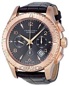 Hamilton Jazzmaster Seaview Auto Chrono Men's Automatic Watch H37646795