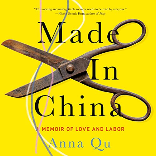 Made in China Audiobook By Anna Qu cover art