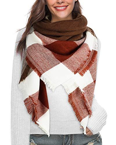 Grande écharpe pour femme