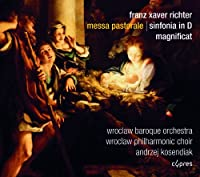 Richter: Messa Pastorale Sinfonia I