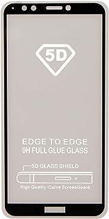شاشة زجاجية حامية برو 9 اتش لهوواوي اونور 7 سي ، اسود