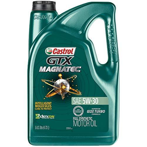 Castrol 03057 GTX MAGNATEC 5W-30 Full Synthetic...