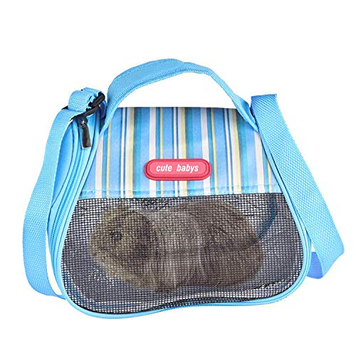 RYPET Portable Breathable Outgoing Bag for Guinea Pig
