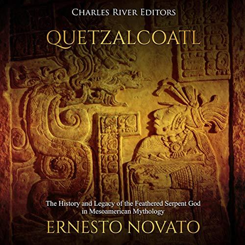 Quetzalcoatl audiobook cover art