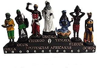 Best seven african powers statue Reviews