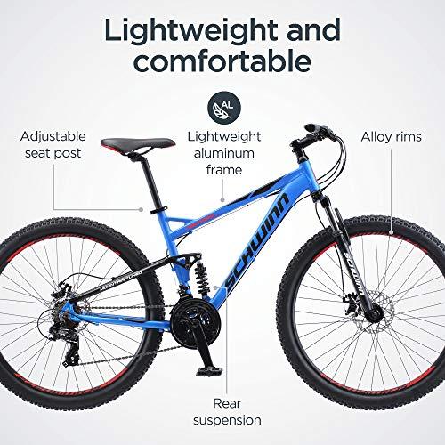 Schwinn Protocol 2.7 Mens and Womens Mountain Bike