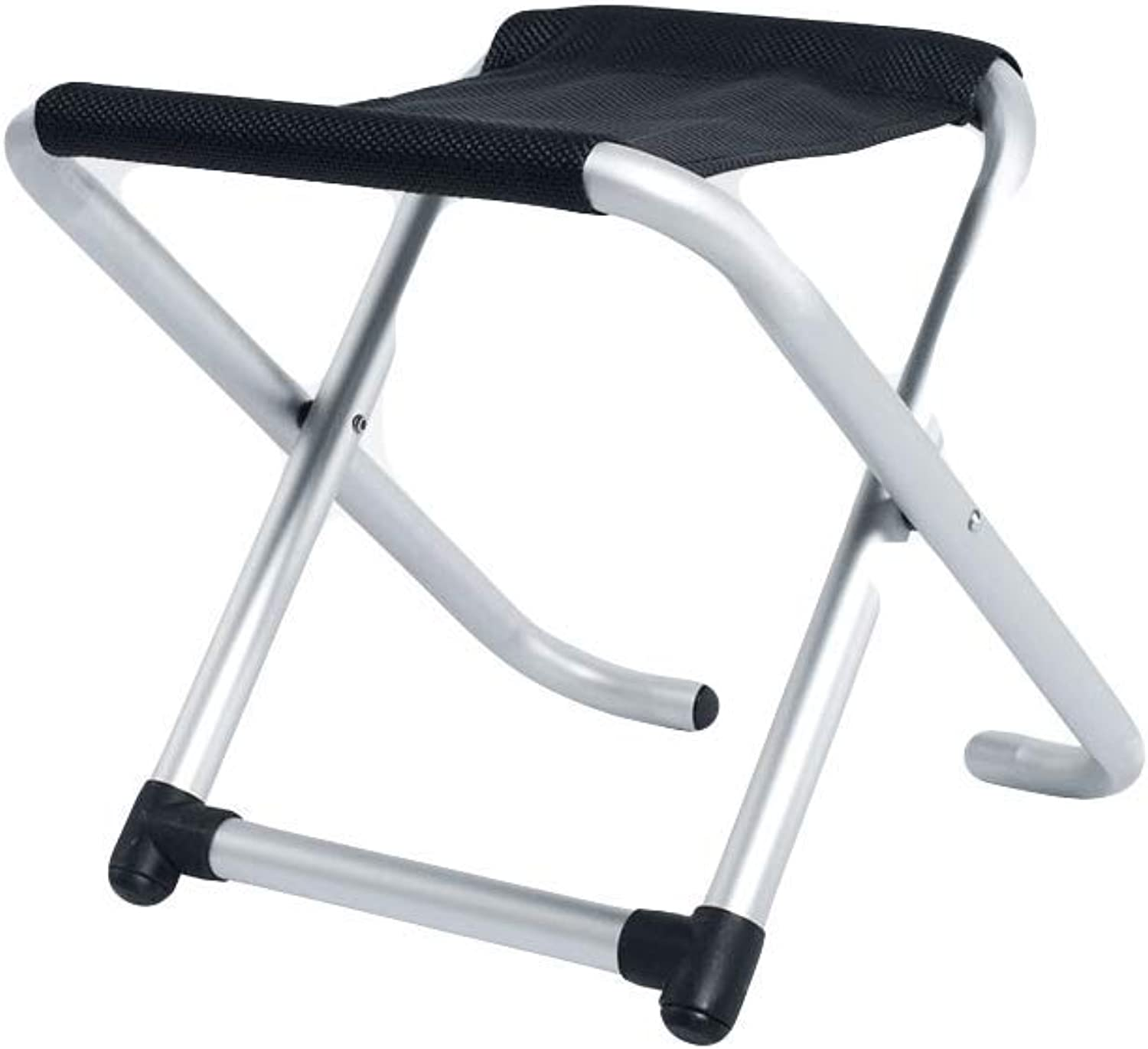 JXLBB Outdoor Folding Chair, Aluminum, Easy to Carry, Bearing 100kg