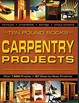 Paperback Carpentry Projects Book
