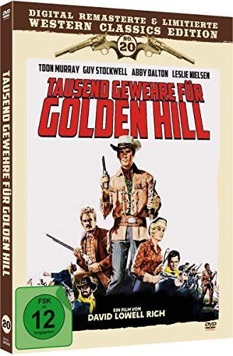 Tausend Gewehre für Golden Hill - Mediabook Vol. 20 (Limited-Edition inkl. Booklet)
