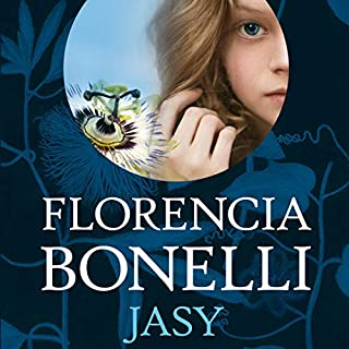 Jasy (Spanish Edition) audiobook cover art