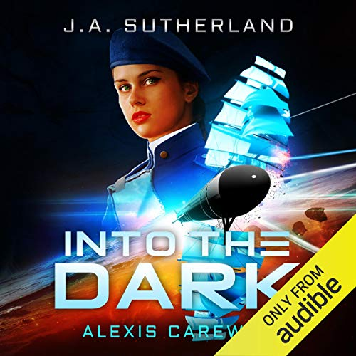 Into the Dark audiobook cover art