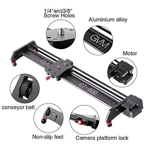 GVM GT-60D Kamera Slider