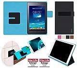reboon Hülle für Asus FonePad 7 ME372CG Tasche Cover Case Bumper | in Schwarz | Testsieger