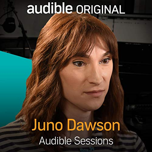Juno Dawson audiobook cover art