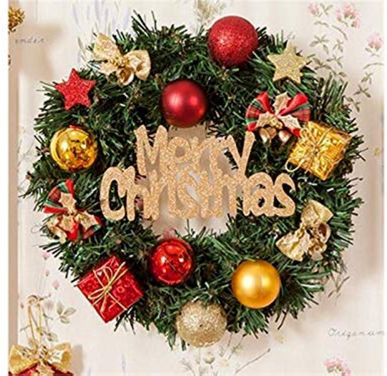 mas barato Seba5 Home Bozhonda Bozhonda Bozhonda Bola Colorada Guirnalda de Navidad Puerta Colgando Adornos Habitación Colgantes de árboles de Navidad para Decoración (verde)  mejor vendido