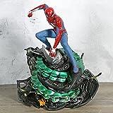 Marvel Limited Ps4 Spider Man Edición Coleccionista Spiderman Figura De Acción Modelo De Juguete Estatua 19Cm