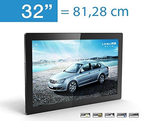 Werbedisplay, digital, LCD in 32 Zoll - Digital Signage Display