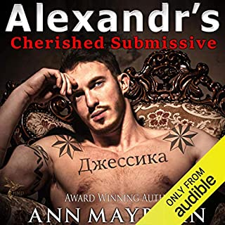 Alexandr's Cherished Submissive cover art