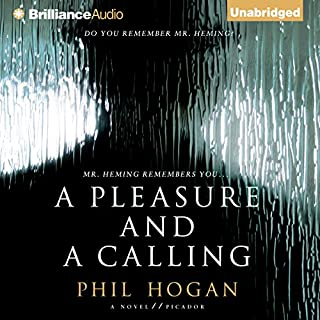 A Pleasure and a Calling audiobook cover art